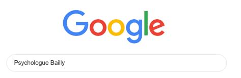 recherche google professionnel de la santé patientèle