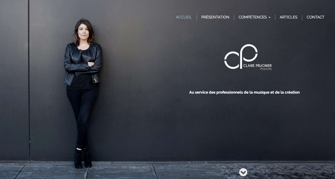 Site internet prugnier avocats