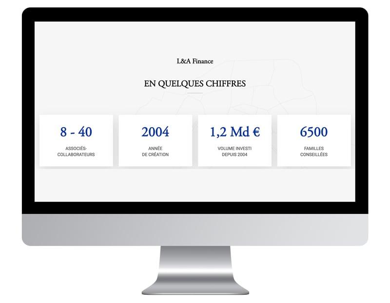 expertise chiffres trouver clients site internet