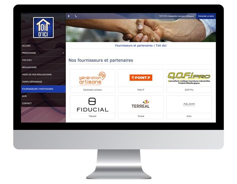 partenaire toitici trouver clients site internet