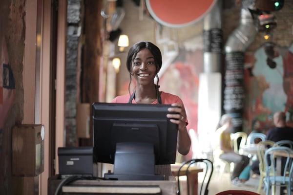 Restaurateur caisse outil de click and collect