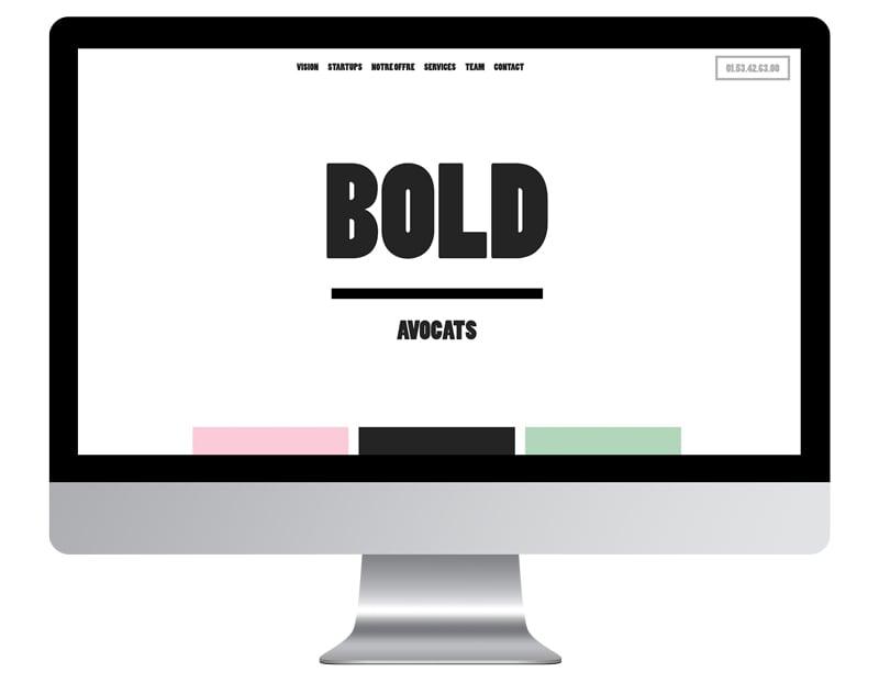 Espace blanc améliorer site internet