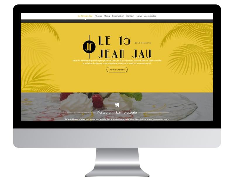 exemple référencement site internet restaurant