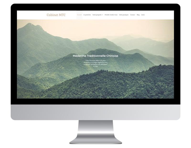 exemple menu site internet améliorer