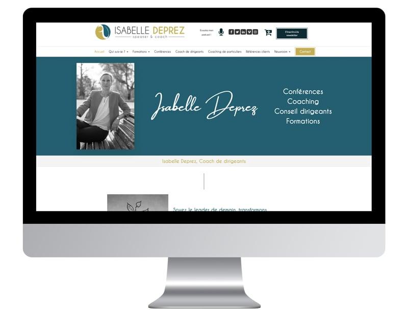 Image ordinateur Deprez exemple meilleur site internet de coach