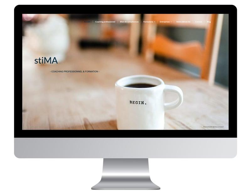 Image ordinateur stiMA exemple meilleur site internet de coach