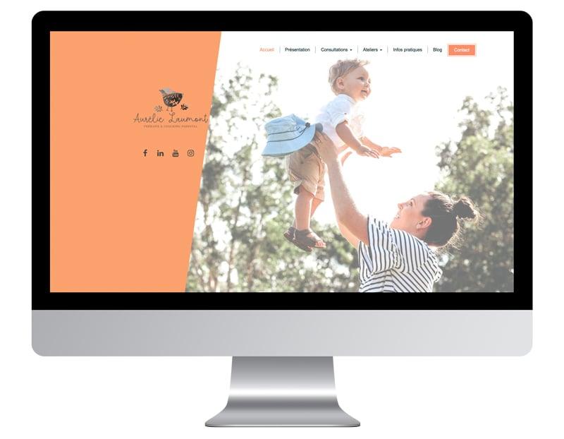 Image ordinateur Laumont exemple meilleur site internet de coach