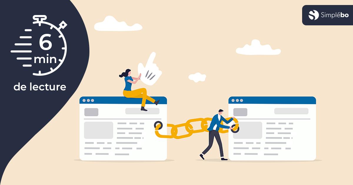 Une article 4 conseils pour créer les premiers liens entrants de votre site web