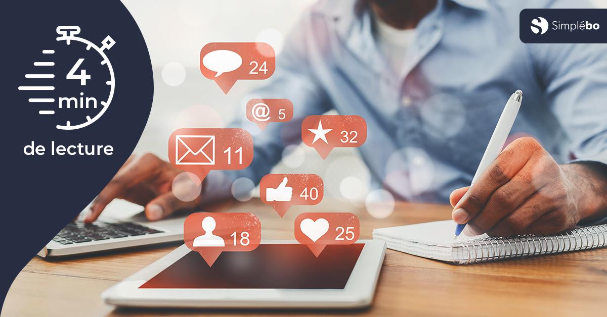 Infographie : comment écrire une publication sur les réseaux sociaux ?