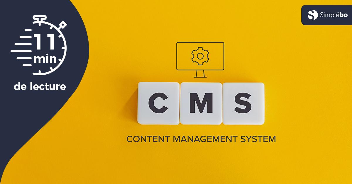 Image article comment fonctionne un logiciel création de site CMS