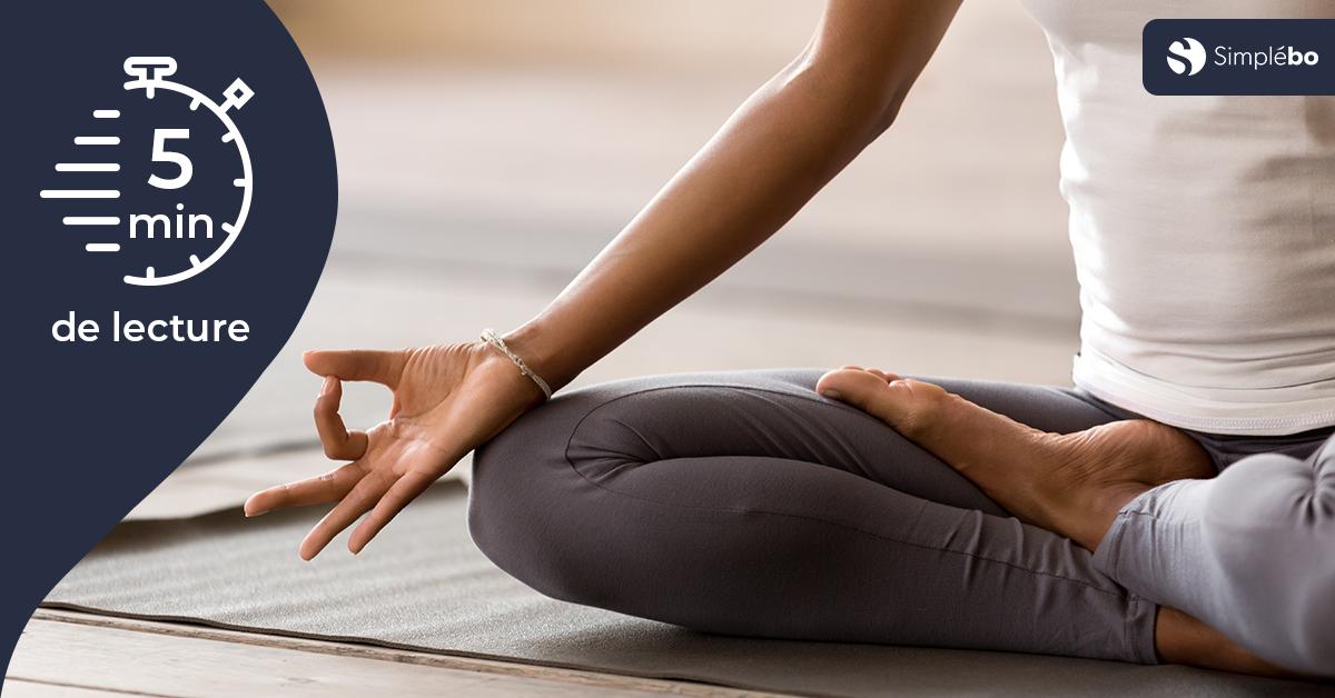 Une article meilleurs exemples de sites internet de yoga
