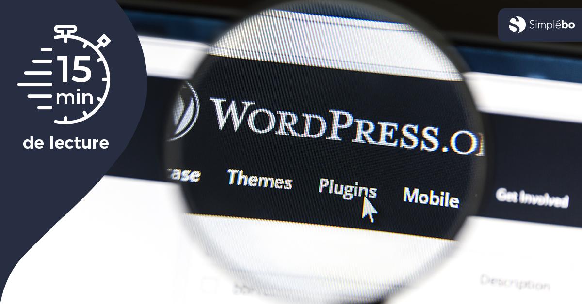 Une article wordpress ou simplébo quel logiciel de création de site choisir