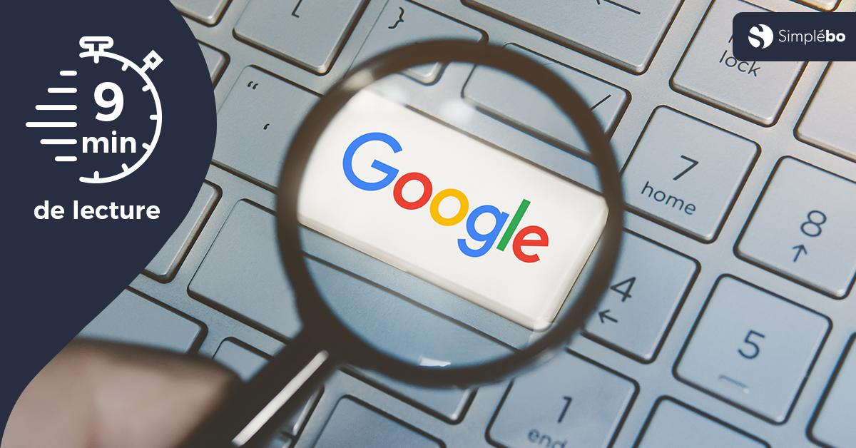 Image article comment choisir mots-clés pour être visible sur Google
