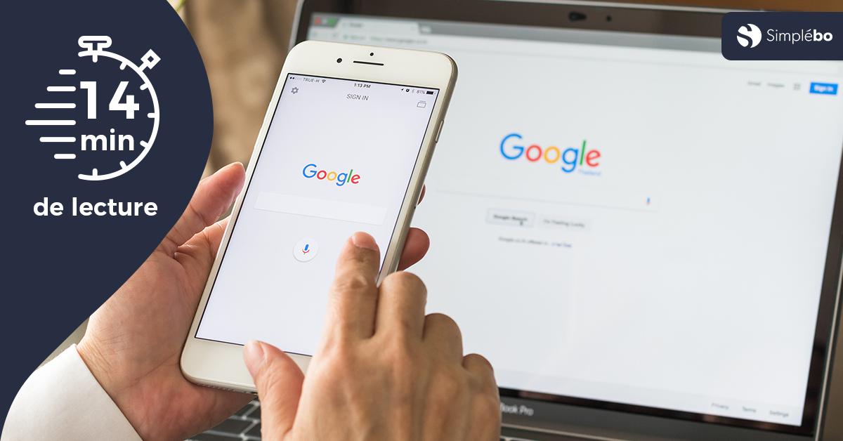 Comment être référencé sur Google avec son site web professionnel ?