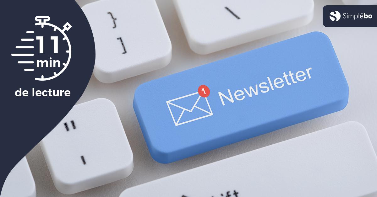 Image article comment créer une newsletter efficace