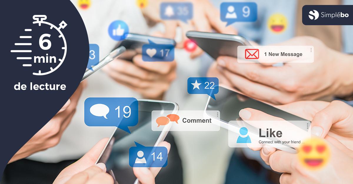 5 techniques pour être visible sur les réseaux sociaux