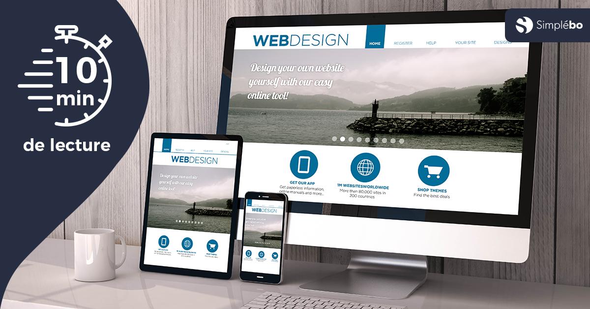 Image article meilleurs exemples sites internet responsive design
