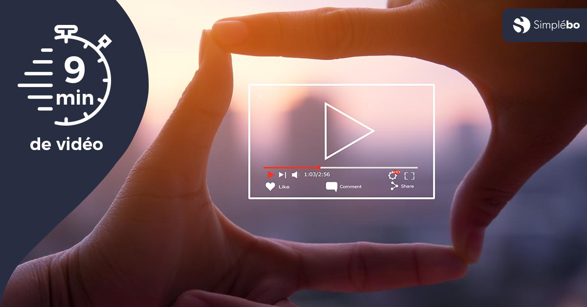 Image Transcription vidéo conseil être premier sur Google