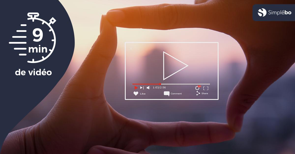 Vidéo Simplébo - Créer son site internet avec un service clé en main