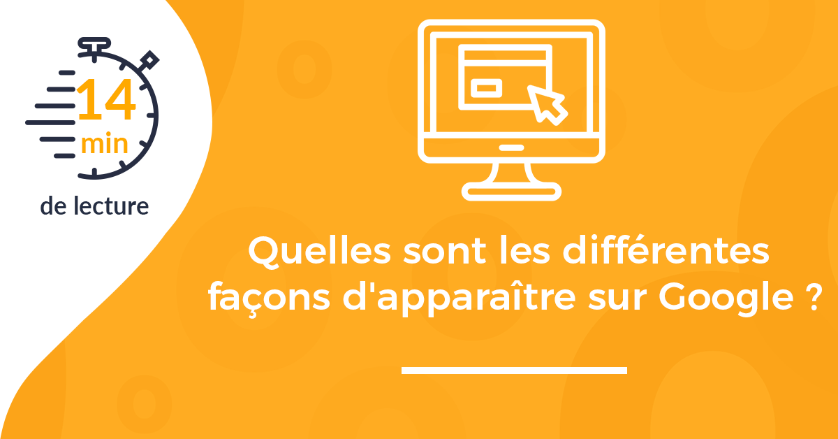 image article differentes facons apparaitre sur google