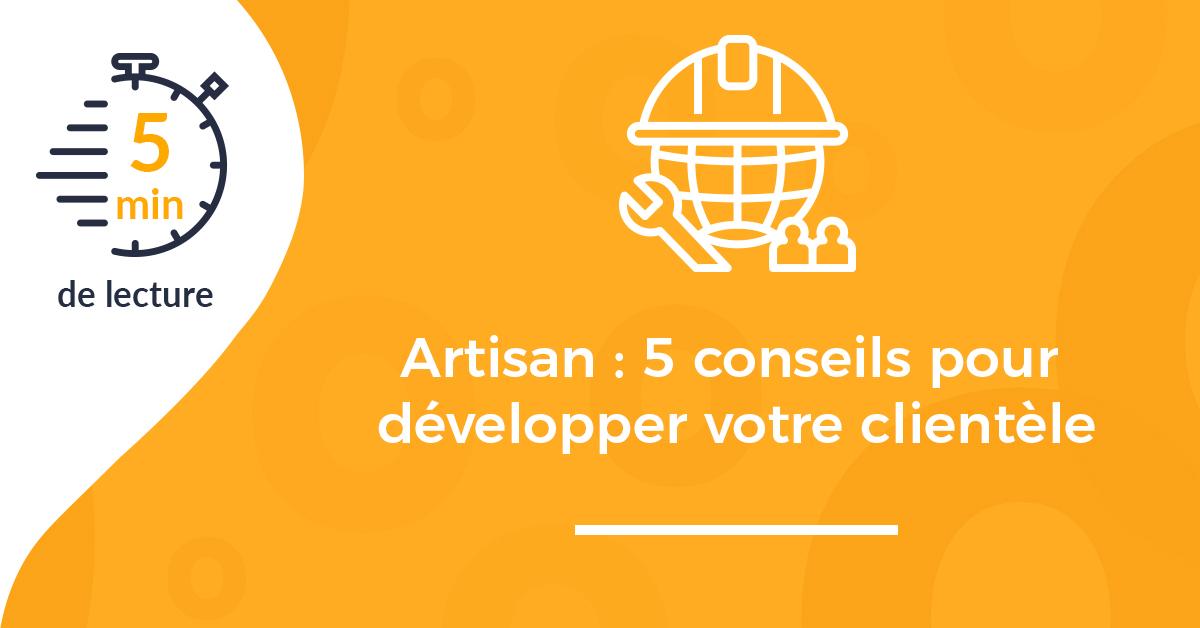 vignette conseils developper clientele artisan