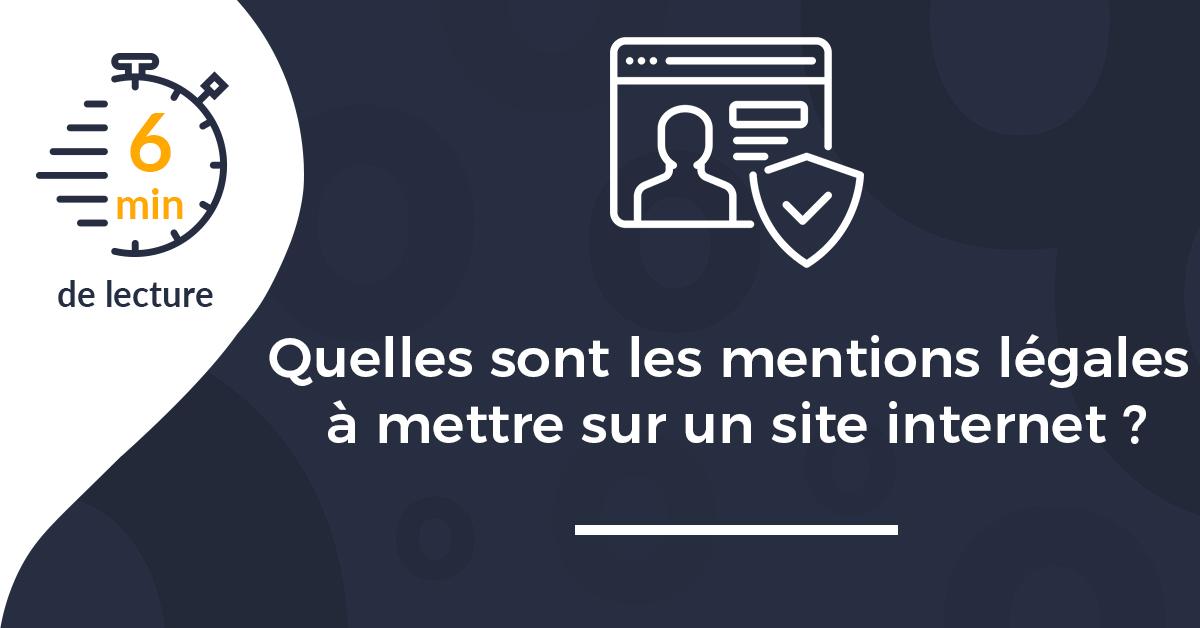 vignette mentions légales site internet