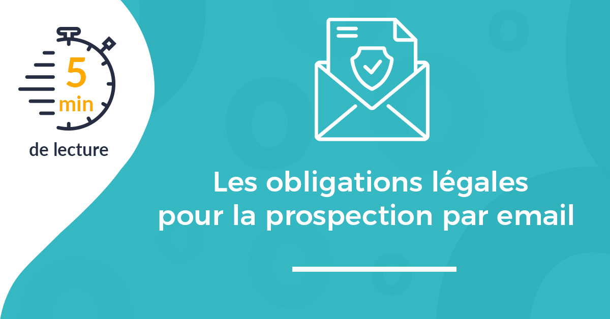 couverture obligations légales prospection email