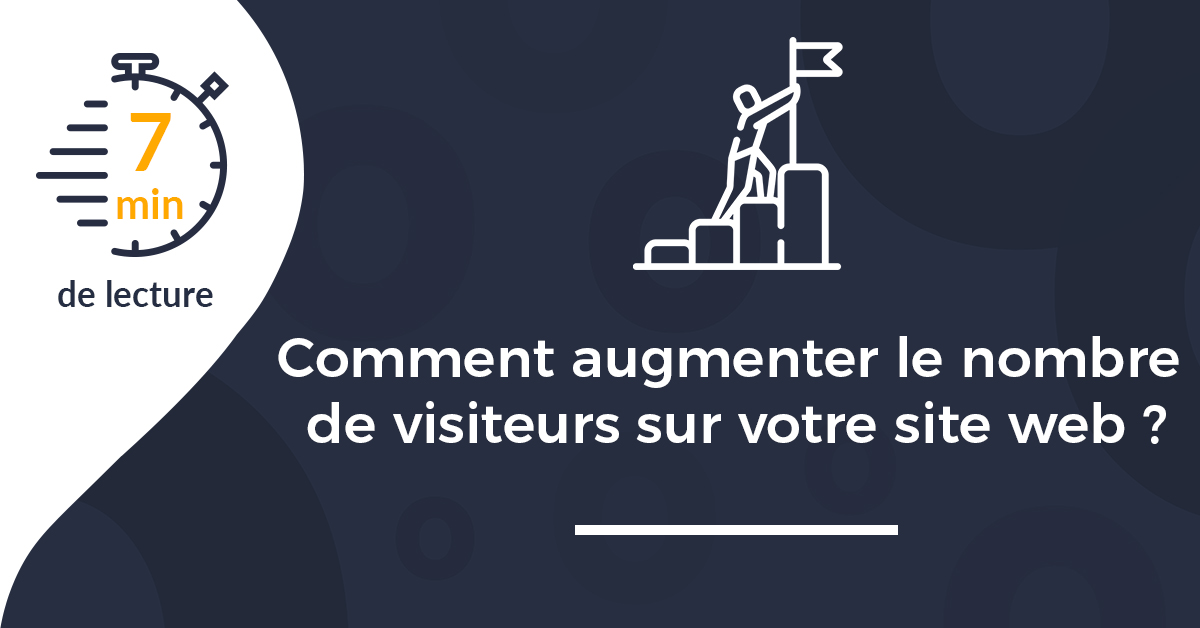 vignette comment augmenter nombre visiteurs site web