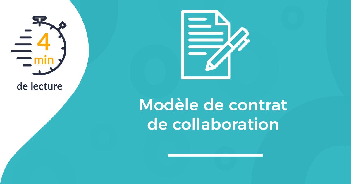 vignette modele contrat collaboration pro sante