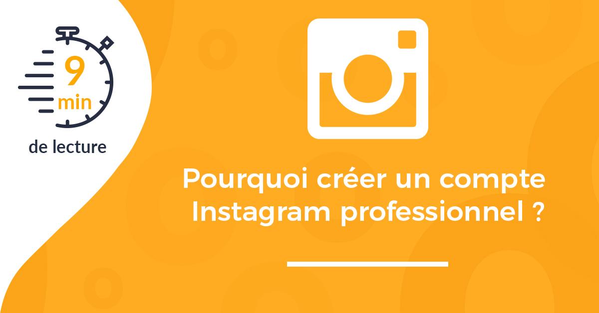 vignette creer compte instagram professionnel